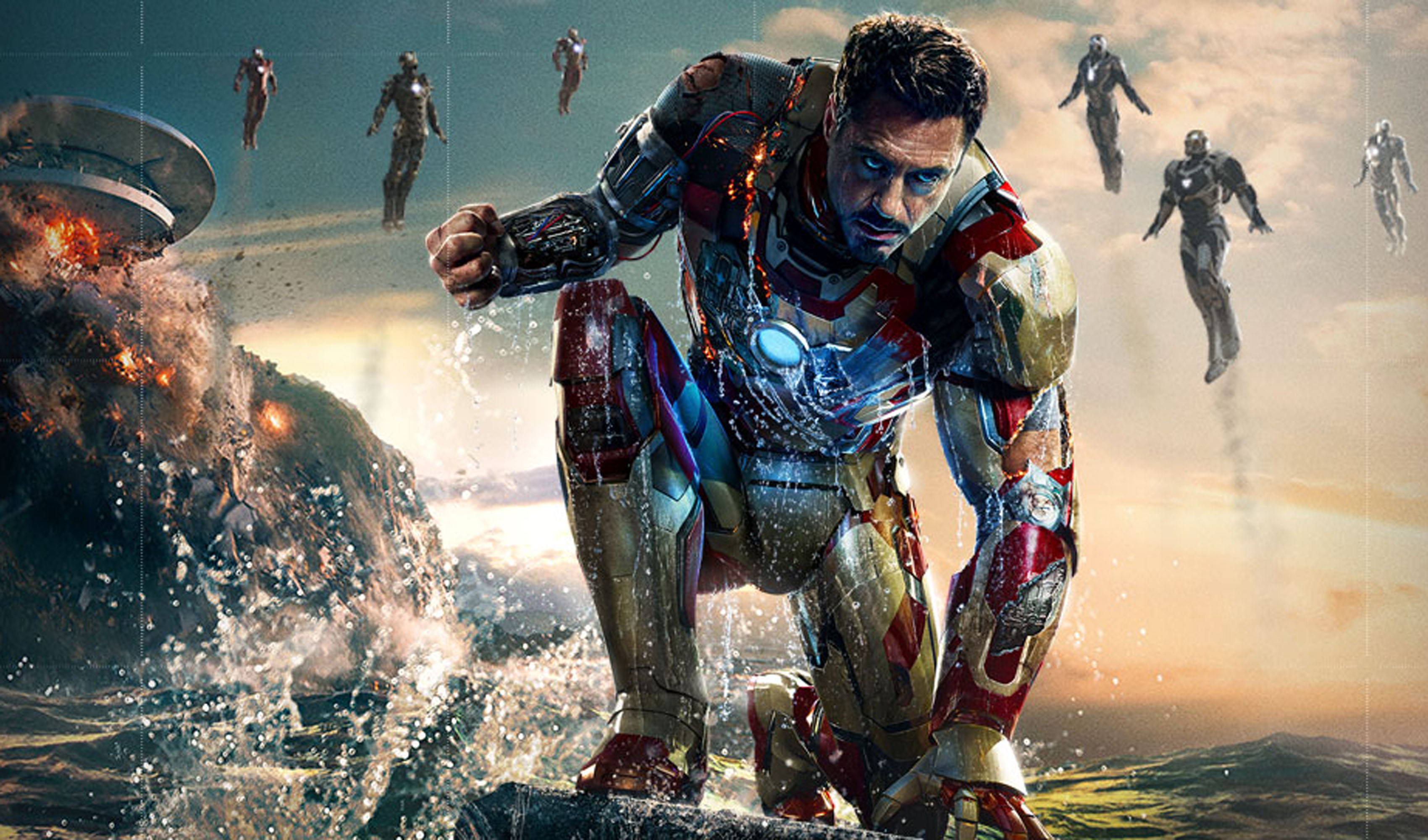 Movie poster image for IRON MAN 3 starring Robert Downey Jr.