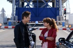 Adrien Jolivet y Ariane Ascaride en una escena del film.